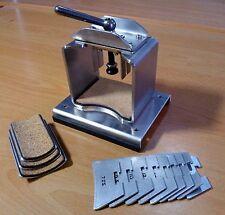 Luthier Tool - CUBE FRET PRESS FOR DETACHED NECKS