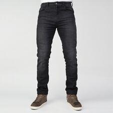 Bull-it Motorcycle/bike Men's Basalt 17 SP120 LITE Straight Jeans-Regular Leg