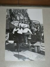 Photographie de Sipa Press Vietnam War Front U.S 1979 18 cm x 26 cm