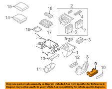 BMW OEM 00-03 X5-Cup Holder 51167077955