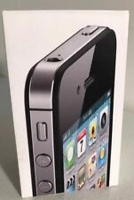 🔥 iPhone 4S Original empty box BOX-ONLY 32G iPhone-4S With Original Papers