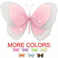 Butterfly Baby Shower Decor Hanging Birthday Party Nursery Ceiling Butterflies