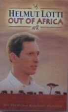 HELMUT LOTTI - OUT OF AFRICA - VHS