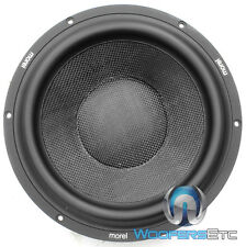 "MOREL ULTIMO Ti12 12"" 1000W RMS CAR AUDIO 4-OHM SUBWOOFER CLEAN BASS SPEAKER NEW"