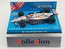 MINICHAMPS INDY 520934306 LOLA Ford Texaco n°6 Indy Car WS 1993 M. Andretti 1.43