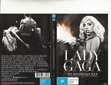 Lady Gaga-The Monster Ball Tour:At Madison Square Garden-2011-Music G-DVD