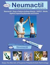 Neumactil Stops asthma without an inhaler