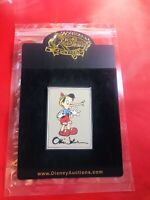 Disney Auctions Ollie Johnston Series Pinocchio LE 100 Pin