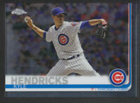 Topps - Chrome 2019 - # 185 Kyle Hendricks - Chicago Cubs