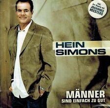 CD NEU/OVP - Hein Simons (Heintje) - Männer sind einfach zu gut