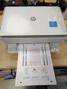 Imprimante Multifonction HP Envy 6020 (Sans cartouches) peu utilisée