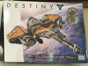 Mega Bloks DESTINY Arcadia Jumpship Set