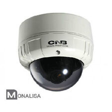 CNB OEM VCM-24VD Vandal Proof Outdoor DOME SECURITY CAMERA Dual Power DV252-4VD