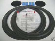 """Tannoy Arden / Berkeley 15"""" Woofer Foam Speaker Kit w/ Brush, Shims & Dust Caps!"""