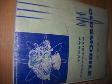 1955 Oldsmobile Olds Maintenance Service Shop Repair Manual OEM CDN 55