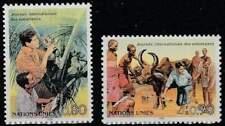 Nations Unies - Geneve postfris 1988 MNH 167-168 - Dag van Vrijwilligers