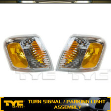 TYC 2X Turn Signal/Parking Light Lamp Front LH+RH For 01-03 Ford Explorer Sport