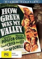 How Green Was My Valley DVD R4