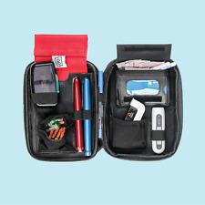 Glucology™ Diabetic Supply Bag | Diabetic accessories organizer |Travel portable