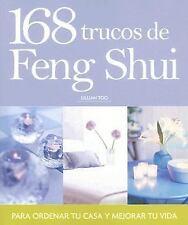 168 Trucos De Feng Shui Para Ordenar Tu Casa Y Mejorar Tu Vida Lillian-ExLibrary