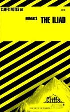 Homer's the Iliad by Cliffs Notes Staff (1962, Paperback)