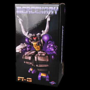 Fanstoys Transformers ft13 Shrapnel G1 Robot Insect MP Ratio FT-13