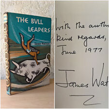 The Bull Leapers, James Watson, Victor Gollancz,1970 [First Edition/ Signed]
