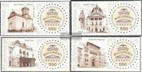 Rumänien 6393-6396 (kompl.Ausg.) postfrisch 2009 550Jahre Bukarest