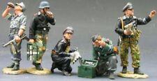 KING & COUNTRY WW2 GERMAN ARMY WS099 TANK CREW MIB