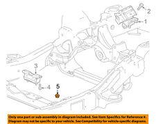 GM OEM Front Suspension-Diagonal Brace Nut 11516754
