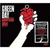 Green Day - American Idiot (Parental Advisory, 2005) CD & DVD Special Edition