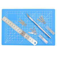 12Pcs/Set Craft Hobby Tools Kit Model Making Trimming Blade Modellers Gundam