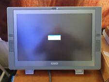"""Wacom Cintiq 20WSX DTZ-2000W/G 20"""" Disegno Digitale Monitor Schermo LCD DI TABLET"""