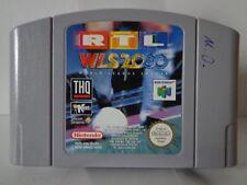 N64 Spiel - RTL WLS 2000 World League Soccer (PAL) (Modul) 10635988