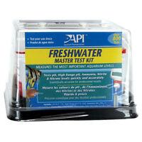 API FRESHWATER WATER TEST KIT PONDCARE API 34