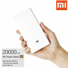 Xiaomi Original 20000mah Mi Power Bank 2 Quick Charge Dual-usb Portable Mobile