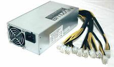 Bitmain APW7 power supply PSU for Antminer 1000-1800W 100-264V 10x PCI-E plugs