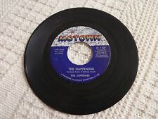 THE SUPREMES  THE HAPPENING/ALL I KNOW ABOUT YOU MOTOWN 1107