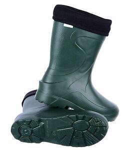 Thermal Lightweight EVA Woman Wellingtons Rain Boot -30C Ladies Garden Work Boot