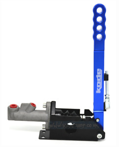 Kode Vertical Hydro Hydraulic Handbrake Ebrake Racing Drifting-Blue 0.70