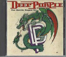 DEEP PURPLE / THE BATTLE RAGES ON - CD 1993
