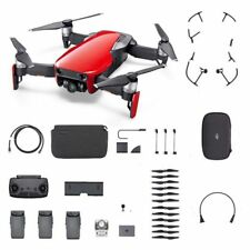 DJI MAVIC AIR Foldable & Portable Drone w/ 4K Camera FLAME RED - FLY MORE COMBO