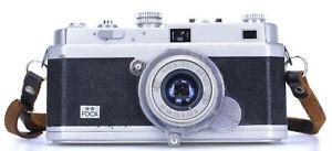 Foca Universel Lens Foca Oplar 50 mm F 3.5   (Réf#C-567)