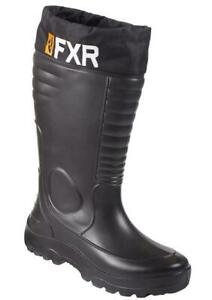 FXR EXCURSION LITE WATERPROOF WINTER SNOW BOOTS -Black -Size  9 -11 -12 -NEW