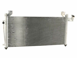A/C Condenser For 00-03 Mazda Protege Protege5 Turbocharged Naturally HW78Q1