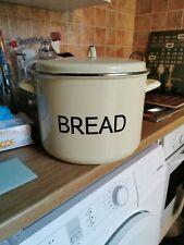 Large Judge retro style bread bin