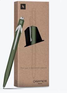 Limited edition Caran D'ache Nespresso pen