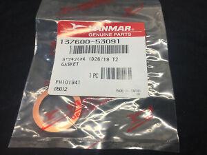 YANMAR INJECTOR SEAT WASHER 137600-53091