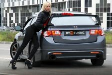 Rear Lip ABS Mugen Style Body Kit for Honda Accord 8 / Acura TSX CU 2008-2014