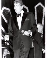 Dean Martin at Thalians Ball - 1986 - Vintage Celebrity Photo